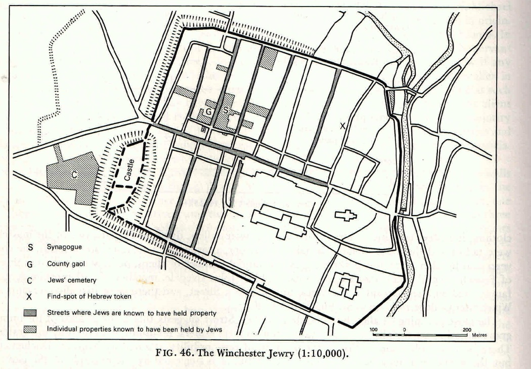 The Winchester Jewry